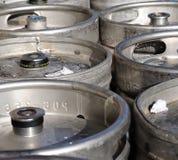βυτία μπύρας Στοκ Φωτογραφίες
