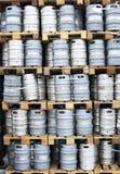 βυτία μπύρας Στοκ φωτογραφία με δικαίωμα ελεύθερης χρήσης