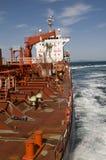 βυτιοφόρο σκαφών ακατέργ&al Στοκ εικόνα με δικαίωμα ελεύθερης χρήσης
