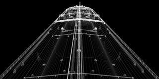 βυτιοφόρο σκαφών ακατέργ&al Στοκ εικόνες με δικαίωμα ελεύθερης χρήσης