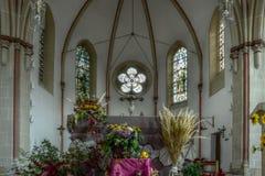 Βωμός εκκλησιών Στοκ Εικόνα