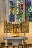 Βωμός Bodo Cathedral Στοκ Εικόνα