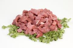 βόειο κρέας ακατέργαστο Στοκ Εικόνες