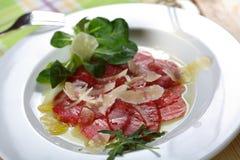βόειο κρέας ορεκτικών πο&u Στοκ Φωτογραφίες