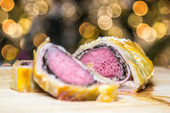 Βόειο κρέας Ουέλλινγκτον Στοκ Φωτογραφία