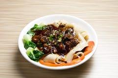 Βόειο κρέας της Κίνας Caichao Στοκ εικόνα με δικαίωμα ελεύθερης χρήσης