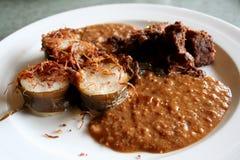 βόειο κρέας της Μαλαισίας στοκ φωτογραφία