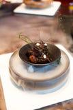 Βόειο κρέας του Kobe Sizzling Στοκ Εικόνες
