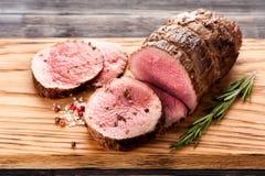 Βόειο κρέας ψητού στοκ φωτογραφία