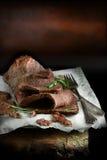 Βόειο κρέας 4 ψητού Στοκ εικόνα με δικαίωμα ελεύθερης χρήσης