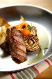 βόειο κρέας Στοκ Φωτογραφίες