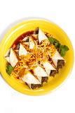 Βόειο κρέας Enchiladas Στοκ Εικόνες