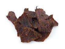 βόειο κρέας jerky Στοκ Εικόνες
