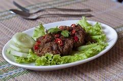 Βόειο κρέας rendang Στοκ Φωτογραφίες