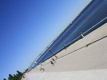 Βόλγας Στοκ εικόνα με δικαίωμα ελεύθερης χρήσης