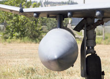 Βόμβα αεροσκαφών Στοκ εικόνες με δικαίωμα ελεύθερης χρήσης