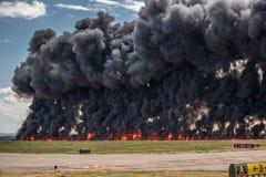 Βόμβα ταπήτων Στοκ φωτογραφία με δικαίωμα ελεύθερης χρήσης