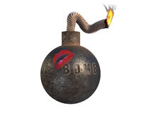 βόμβα Στοκ Εικόνες