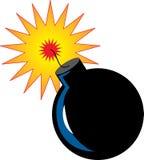 βόμβα Στοκ Εικόνα