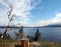 Βόρεια λίμνη Στοκ Εικόνα