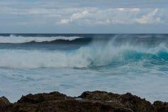 Βόρεια ακτή, Oahu στοκ φωτογραφία
