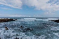 Βόρεια ακτή, Oahu στοκ εικόνες