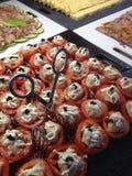 Βόρεια Αμερική, Μεξικό, Puerto Vallarta, εξωτικά τρόφιμα Στοκ εικόνα με δικαίωμα ελεύθερης χρήσης