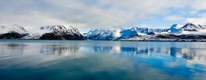βόρεια αντανάκλαση Στοκ Εικόνες