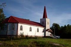 Βόρεια εκκλησία Καναδάς Στοκ Εικόνες