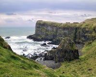 Βόρεια Ιρλανδία (βόρεια ακτή) Στοκ εικόνα με δικαίωμα ελεύθερης χρήσης