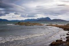 Βόρεια Νορβηγία Στοκ φωτογραφία με δικαίωμα ελεύθερης χρήσης
