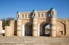 Βόρεια πύλη, Khiva Στοκ Εικόνες
