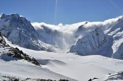 βόρεια Ρωσία ύψους μ 3012 Καύκ&a Στοκ Φωτογραφίες