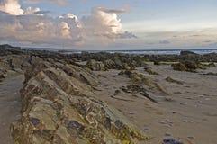 Βόρεια Cornish ακτή Στοκ εικόνα με δικαίωμα ελεύθερης χρήσης