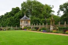 Βόρειος κήπος, σπίτι Montacute, Somerset, Αγγλία Στοκ φωτογραφίες με δικαίωμα ελεύθερης χρήσης