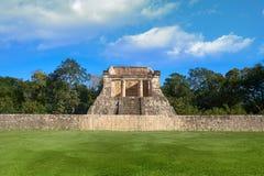 Βόρειος ναός Itza Chichen στο Μεξικό Στοκ Εικόνες