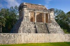 Βόρειος ναός Itza Chichen στο Μεξικό Στοκ Εικόνα