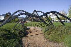 Βόρειο Βανκούβερ πάρκων προκυμαιών Στοκ Εικόνα