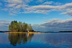 Βόρειο νησί Στοκ εικόνες με δικαίωμα ελεύθερης χρήσης