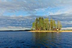 Βόρειο νησί Στοκ Εικόνες