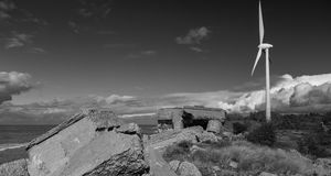 Βόρειο οχυρό Στοκ φωτογραφίες με δικαίωμα ελεύθερης χρήσης