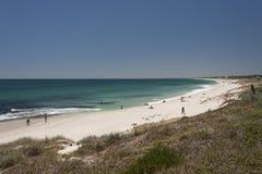 βόρειο Περθ παραλιών της Αυστραλίας cottesloe δυτικό Στοκ φωτογραφία με δικαίωμα ελεύθερης χρήσης