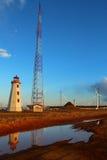 Βόρειο σημείο Lightstation Στοκ Φωτογραφίες