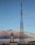 Βόρειο σημείο Lightstation Στοκ Εικόνες