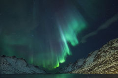 Βόρειο φως στοκ φωτογραφία με δικαίωμα ελεύθερης χρήσης