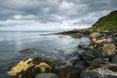 Βόρειο Antrim ακτή Στοκ εικόνες με δικαίωμα ελεύθερης χρήσης