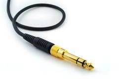 βύσμα ακουστικών στοκ εικόνες