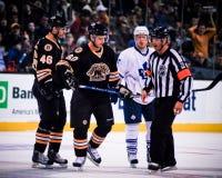 Βλαντιμίρ Sabotka Boston Bruins Στοκ φωτογραφία με δικαίωμα ελεύθερης χρήσης