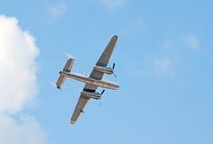 Β-25 βομβαρδιστικό αεροπλάνο του Mitchell Στοκ Εικόνες