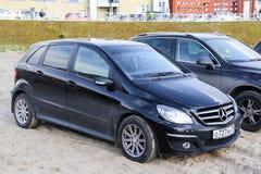 Β-κατηγορία της Mercedes-Benz W245 Στοκ εικόνα με δικαίωμα ελεύθερης χρήσης